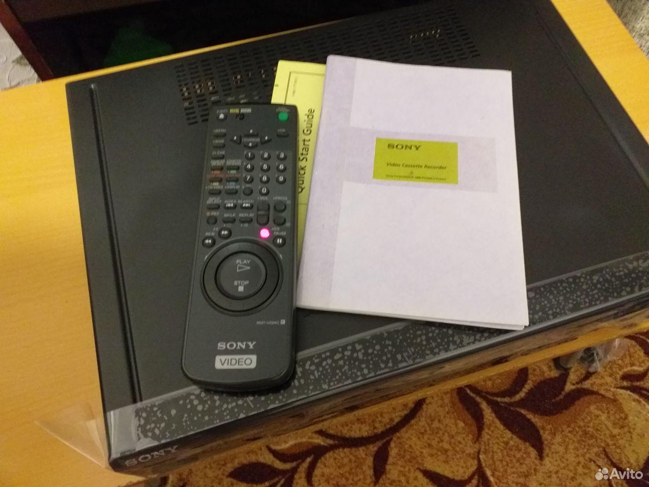 Видеомагнитофон Sony SLV-E580EE
