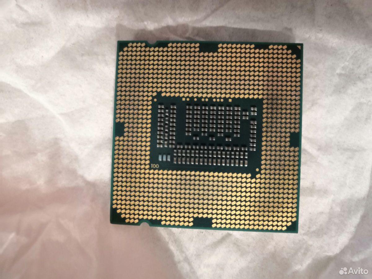 Процессор Intel Core I5 3550