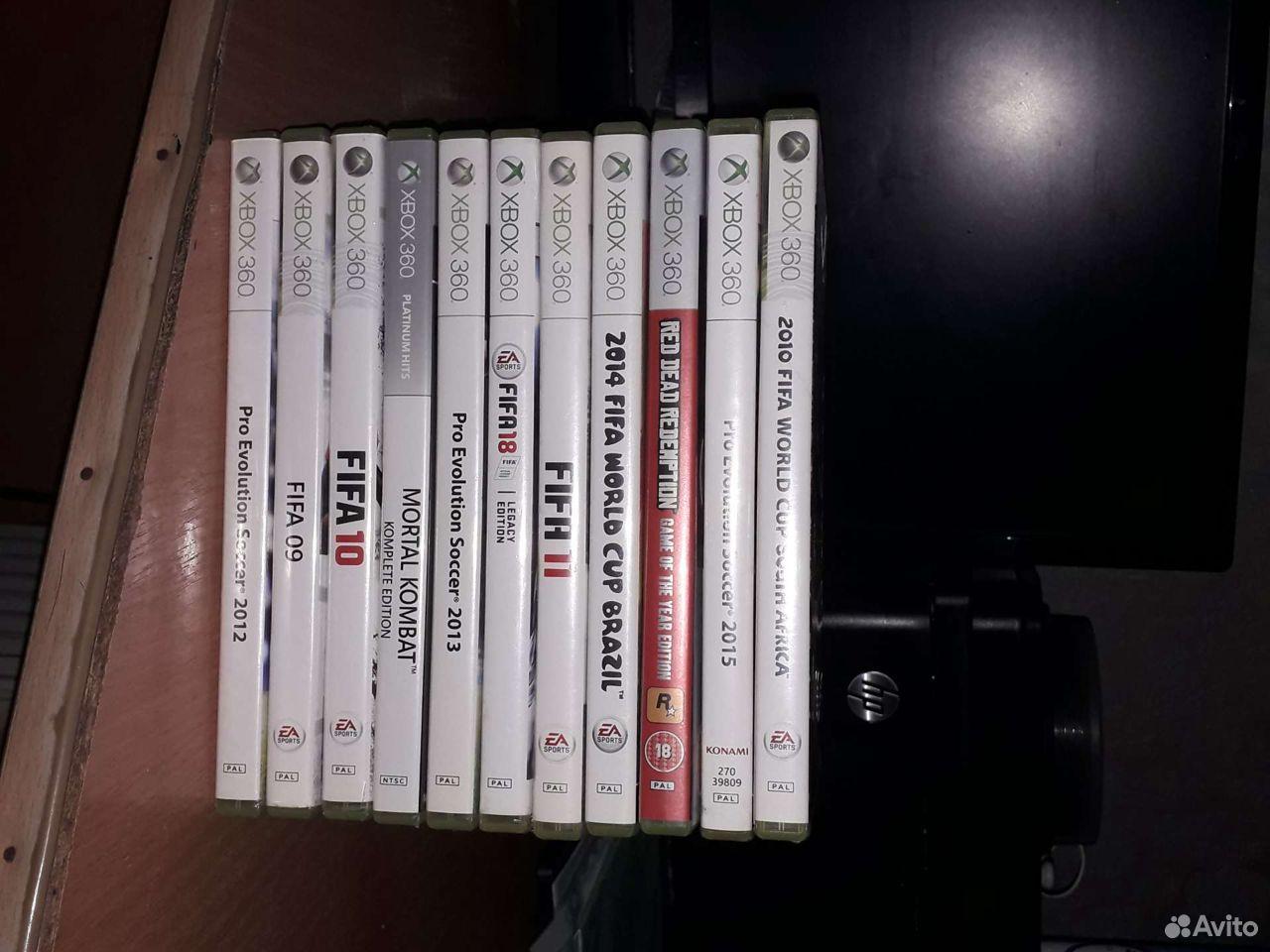 Xbox 360+9 игр+hdmi