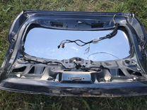 Дверь багажника со стеклом Citroen C4 II (от 2011)