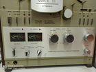 Катушечный магнитофон союз 111с