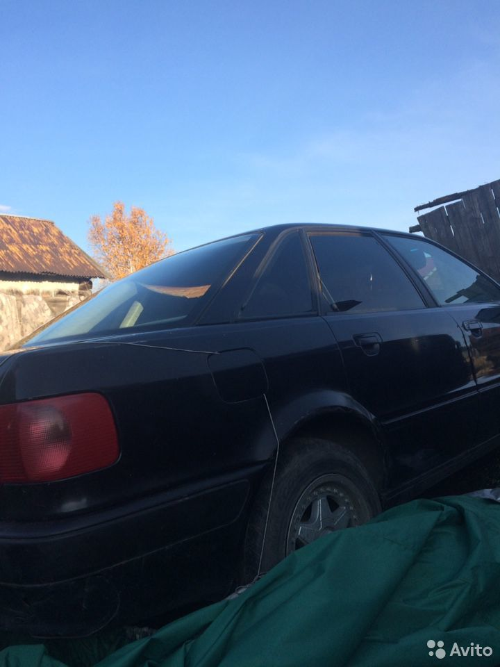 Audi 80, 1993  89134102405 купить 7