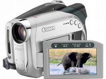 Видеокамера Canon DC21