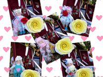 Куклы брелочки ручной работы