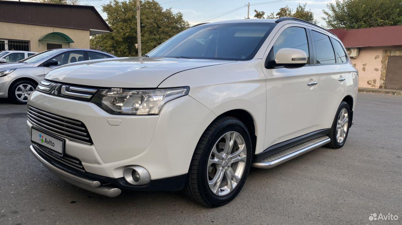 Mitsubishi Outlander, 2012  89682725964 купить 1