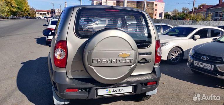 Chevrolet Niva, 2011  89063919872 купить 3