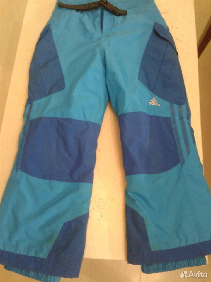 Штаны зимние Adidas 110см  89506331070 купить 1