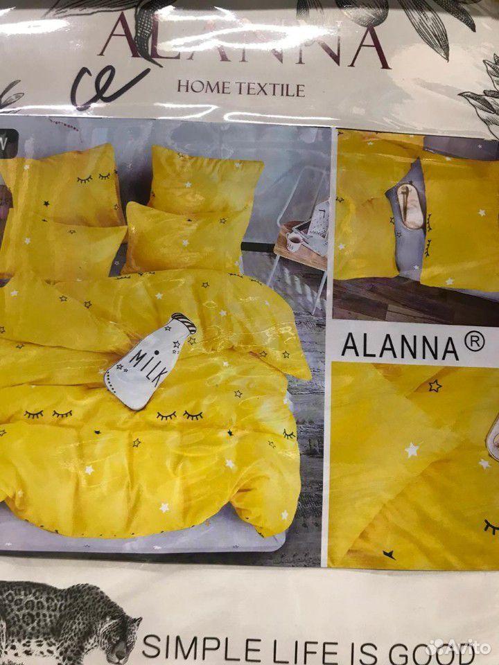 Семейный комплект постельного белья, Сатин  89630122262 купить 2