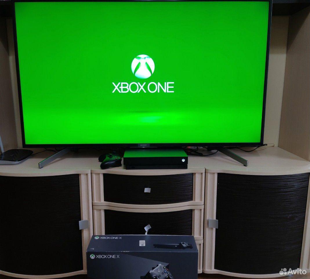 Xbox One X  89603193222 купить 1