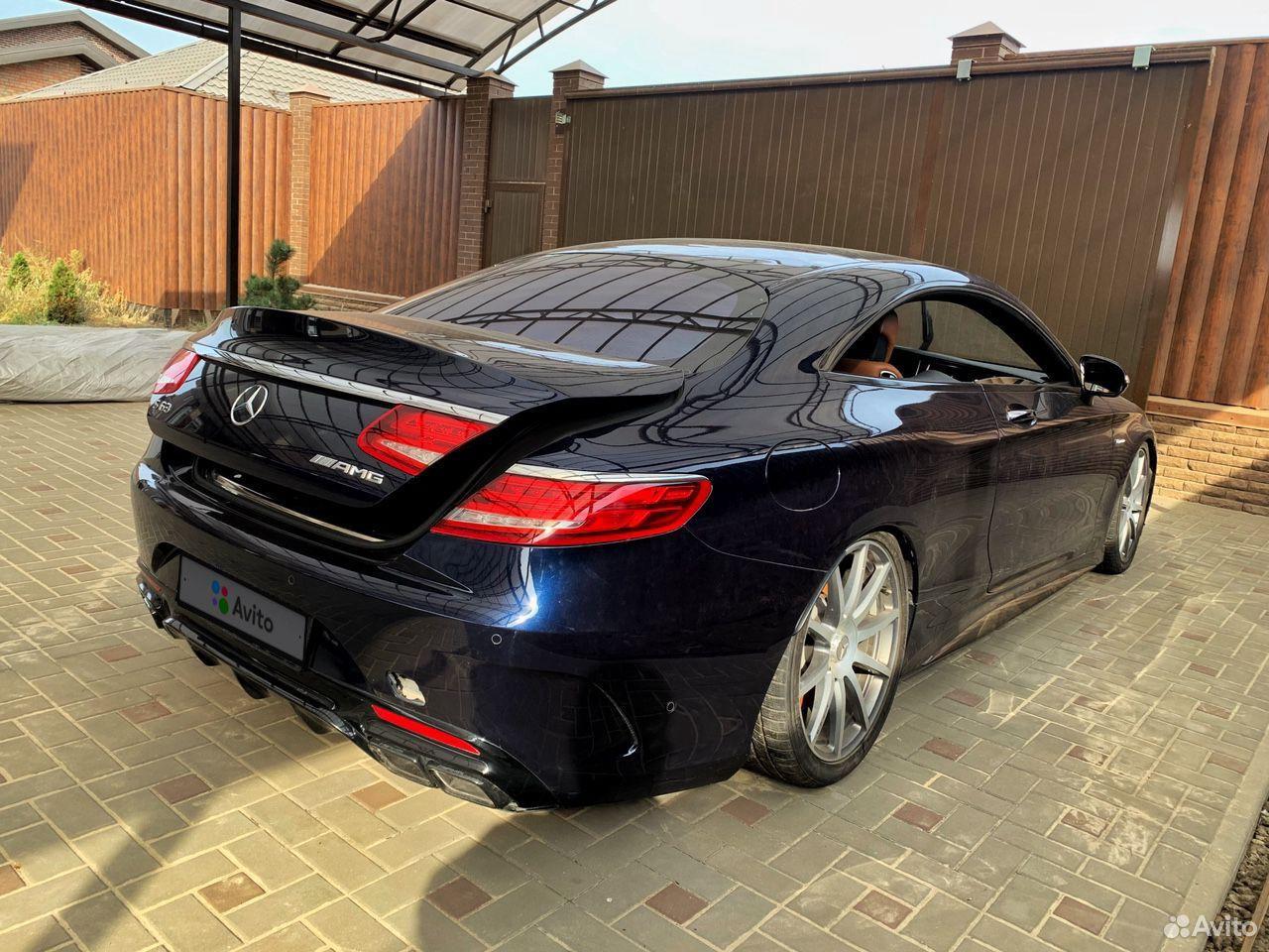 Mercedes-Benz S-класс AMG, 2015  89885309861 купить 3