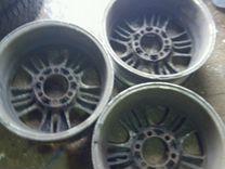 Литые диски и запасные колеса на Грейт Волл Ховер