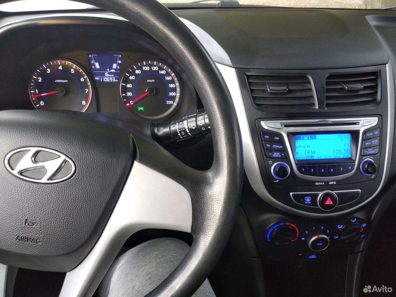 Hyundai Solaris, 2011  89051669729 купить 10