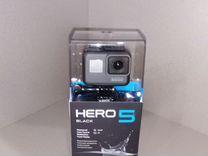 Новая экшн-камера GoPro hero5 Black
