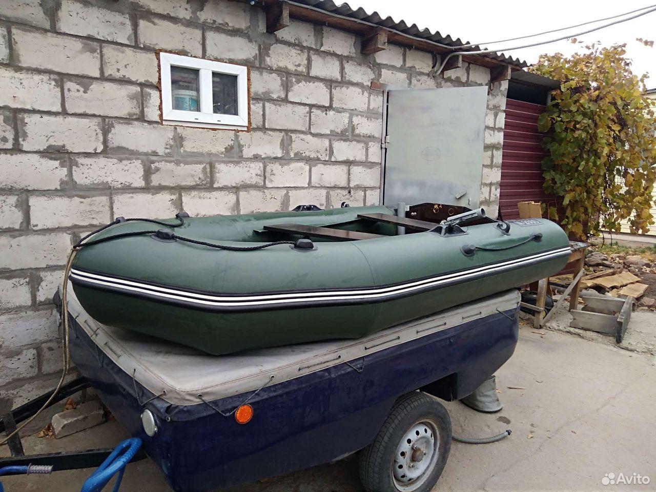 Лодка муссон М - 2600  89692900815 купить 2