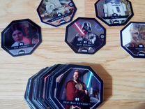 Звёздные войны космо жетоны