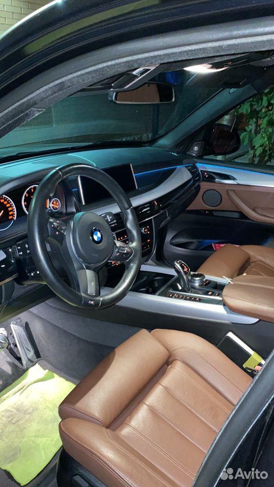 BMW X5, 2016  89635923788 купить 8