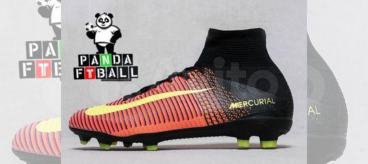 c51f96db Бутсы с носком Nike Mercurial Superfly купить в Республике Башкортостан на  Avito — Объявления на сайте Авито