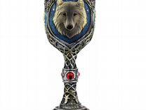 Кубки бокалы волк