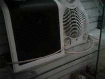 Конвектора и тепловентиляторы