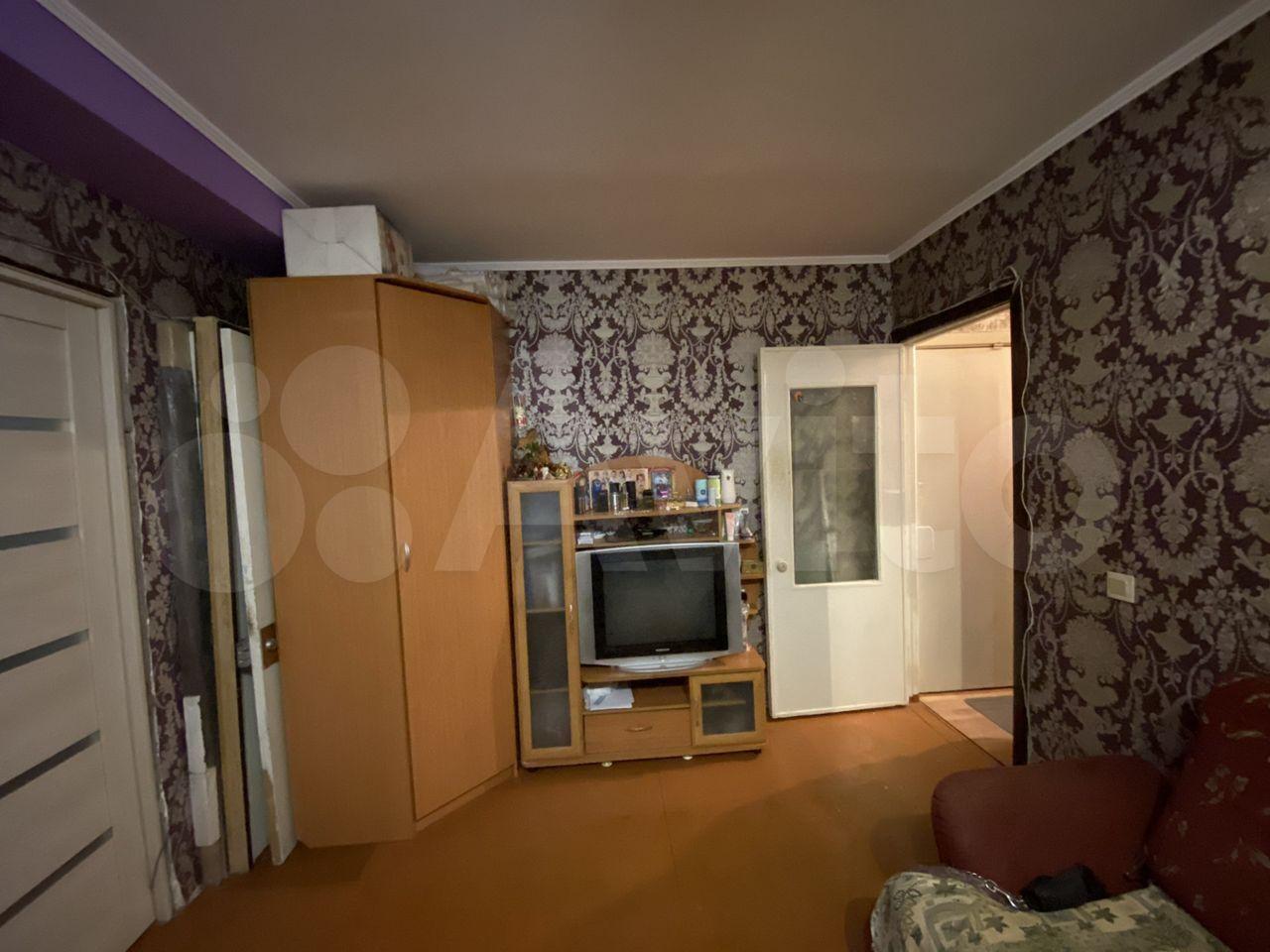 3-к квартира, 54.9 м², 6/9 эт. 89831698037 купить 3