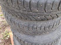 Зимние колёса 175*65*14 от ваз 2111 — Запчасти и аксессуары в Перми