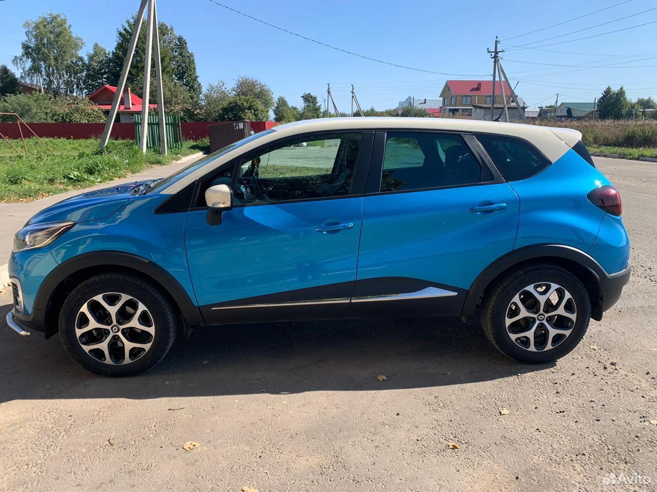 Renault Kaptur, 2017  89613366833 купить 2