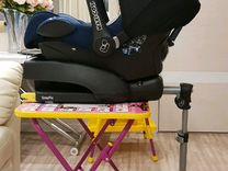 Автомобильное кресло maxi cosi pebble с базой easy