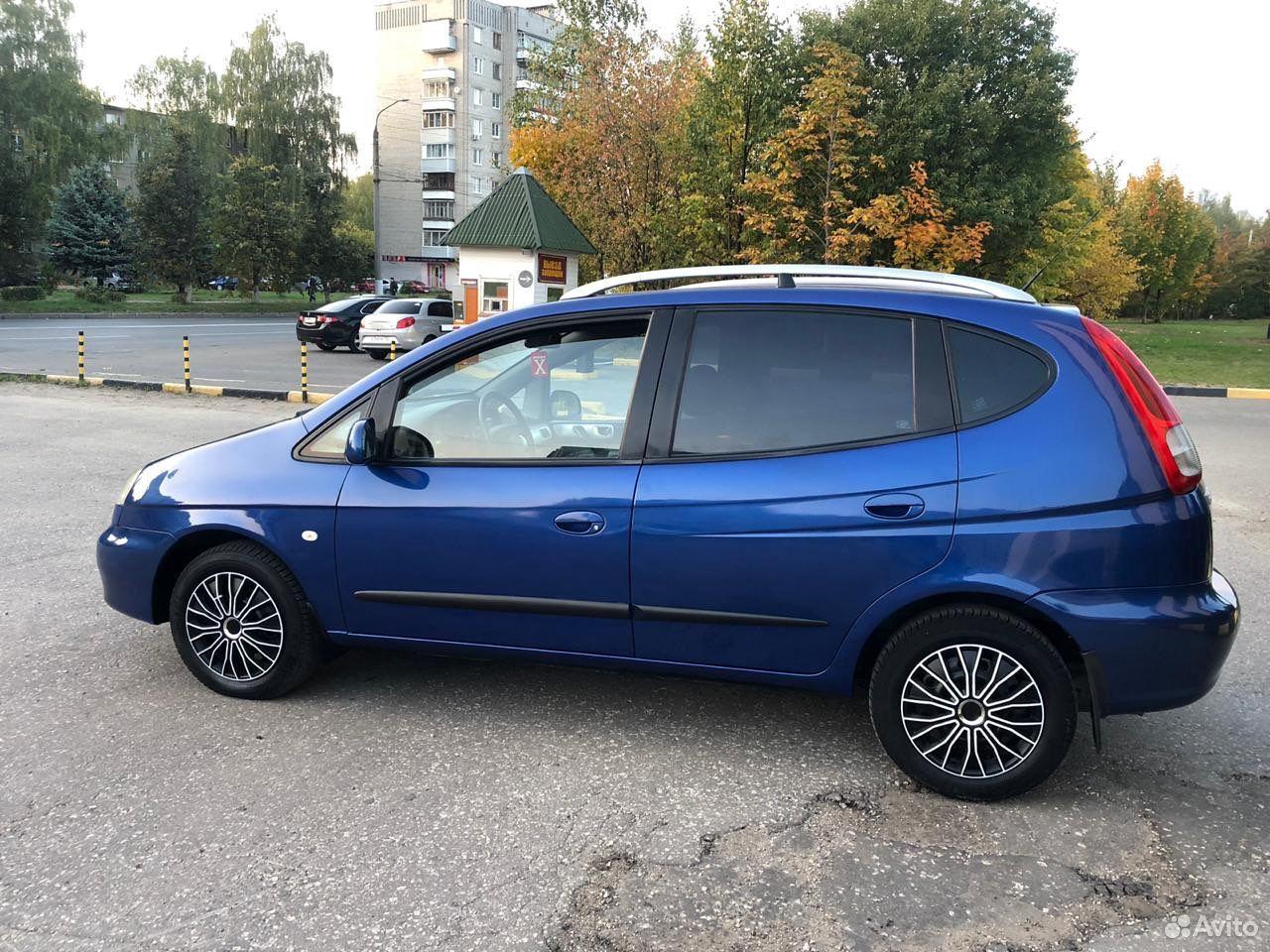 Chevrolet Rezzo, 2008  89065637466 купить 4