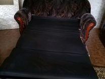 Кресло-кровать и диван