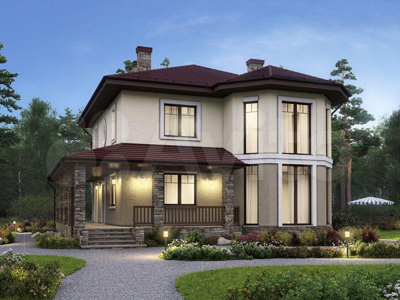 Коттедж 100 м² на участке 4 сот.  89063822711 купить 4