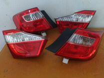 Задние оригинальные фонари Тойота кэмриxv50
