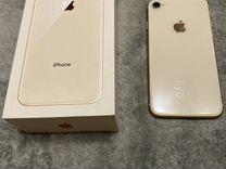 iPhone 8 золотой 64гБ — Телефоны в Волгограде