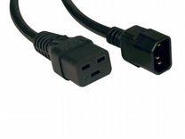 Кабель питания IEC-320-C19 - IEC-320-C14