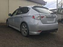 Subaru Impreza GH покемон