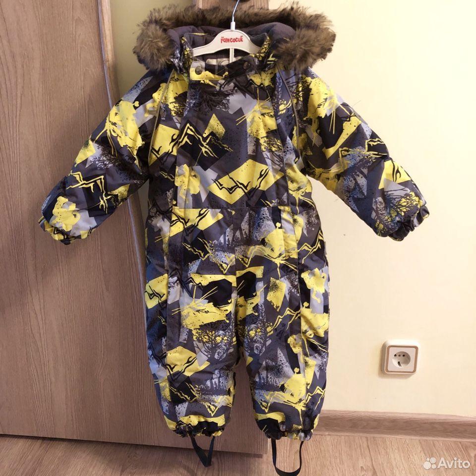 Зимний комбинезон Huppa  89500441022 купить 1